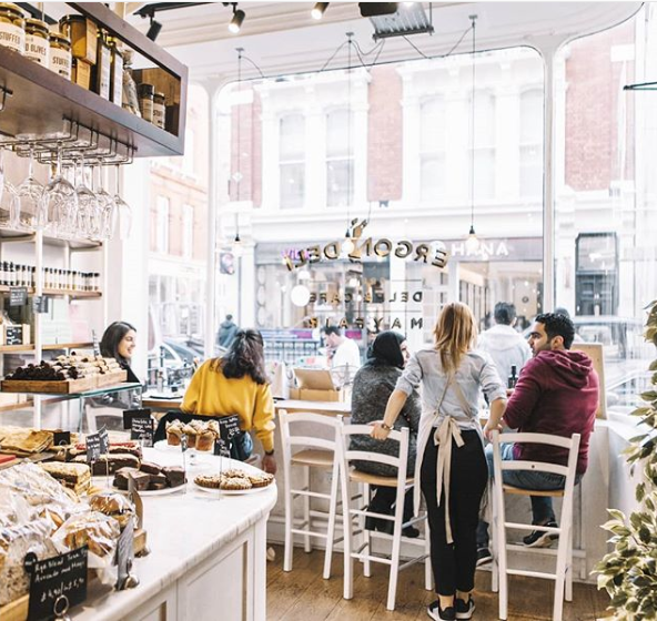 Ergon restaurant is one of the best food places in Brussels. They are heavily present on Instagram and for sure would benefit more from collaborations with social media influencers.