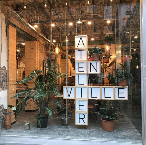 L'Atelier en Ville is one of the best food places in Brussels. They are heavily present on Instagram and for sure would benefit more from collaborations with social media influencers.